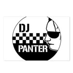 djpanter Postcards (Package of 8)