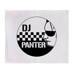 djpanter Throw Blanket