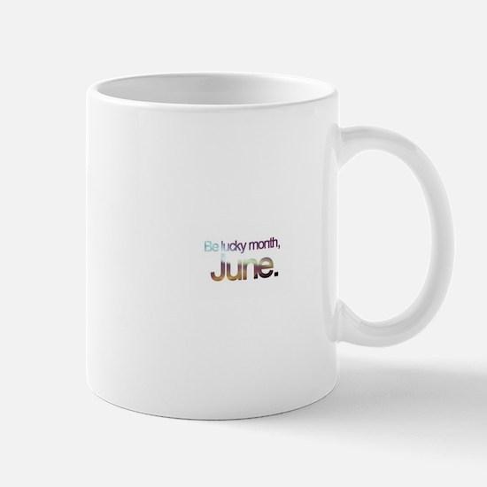 June's Crazy Days Mugs