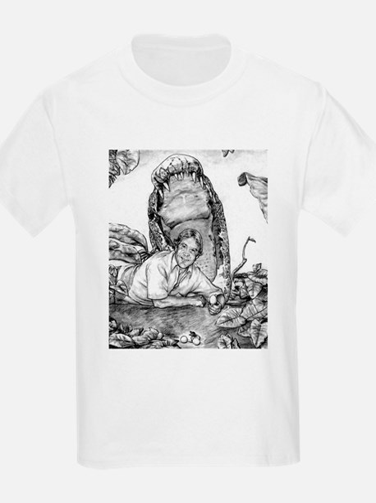 Unique Crocodile T-Shirt