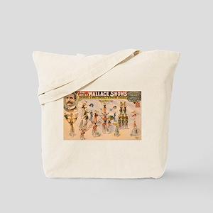 circus art Tote Bag