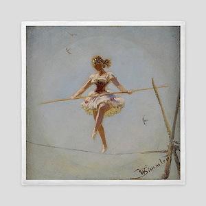 circus art Queen Duvet