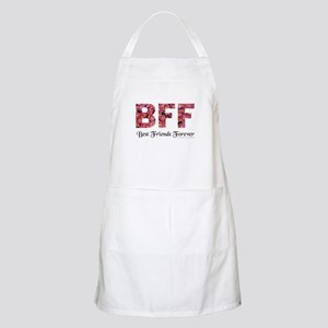 BFF BEST FRIENDS FOREVER BBQ Apron