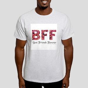 BFF BEST FRIENDS FOREVER Light T-Shirt