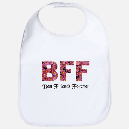 BFF BEST FRIENDS FOREVER Bib