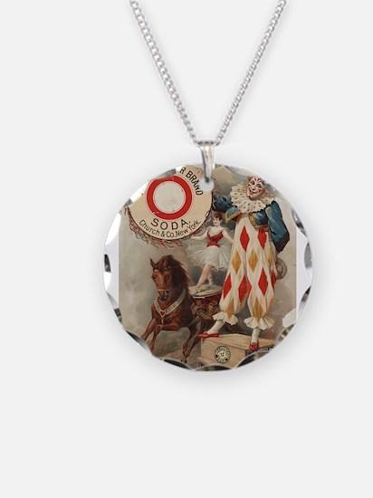 circus art Necklace