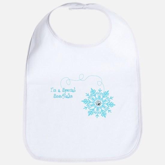 Special Snowflake Bib