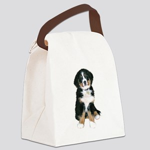 Bernese MD Puppy Canvas Lunch Bag