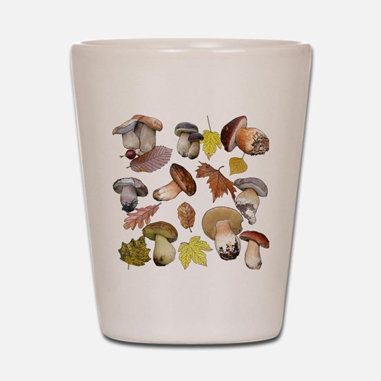 Unique Nature Shot Glass