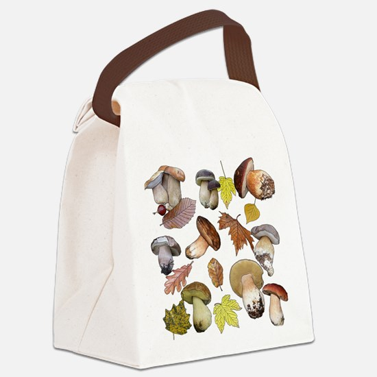Cool Nature Canvas Lunch Bag