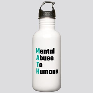 MATH Mental Abuse To H Stainless Water Bottle 1.0L