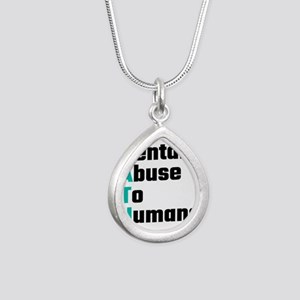 MATH Mental Abuse To Humans Necklaces