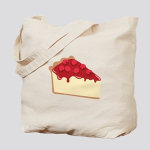 Cherry Cheesecake Tote Bag