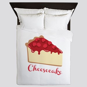 Cheesecake Queen Duvet