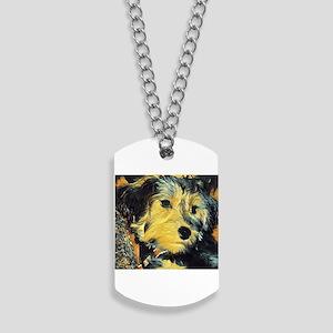 Penny the Yorkieppochi Dog Tags