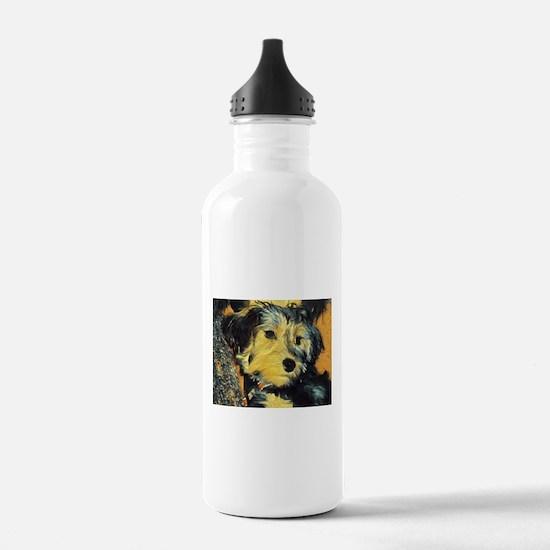 Penny the Yorkieppochi Water Bottle