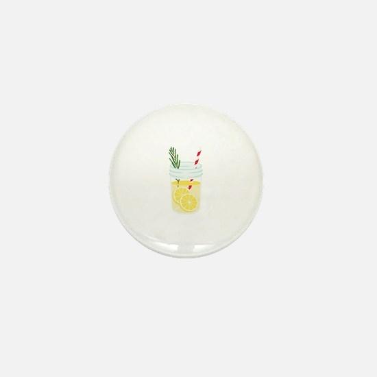 Lemonade Mini Button