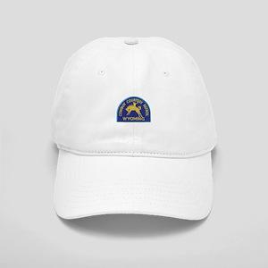 Cowboy Courtesy Patrol Wyoming Baseball Cap