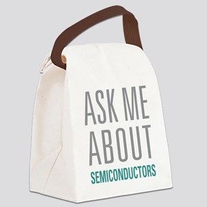 Semiconductors Canvas Lunch Bag