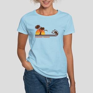 Cozumel Mexico Women's Light T-Shirt