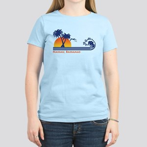 Nassau Bahamas Women's Light T-Shirt