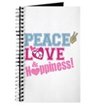 Peace Love and Happiness Journal