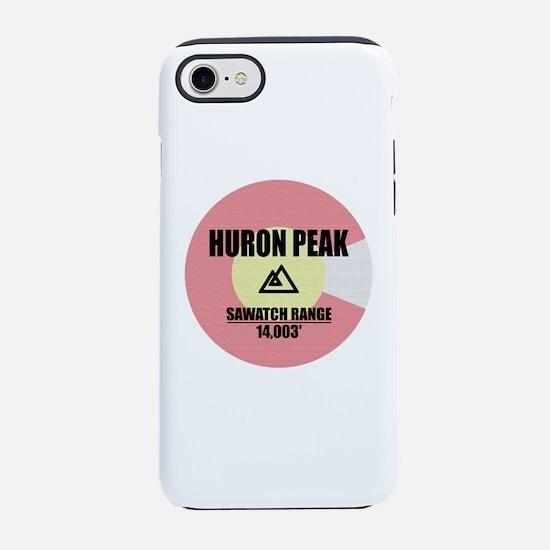 Huron Peak iPhone 8/7 Tough Case