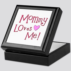 Mommy Loves Me! Keepsake Box