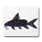 Angel Squeaker Upside-down Catfish Mousepad