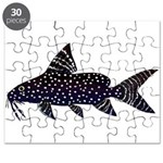 Angel Squeaker Upside-down Catfish Puzzle