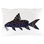 Angel Squeaker Upside-down Catfish Pillow Case