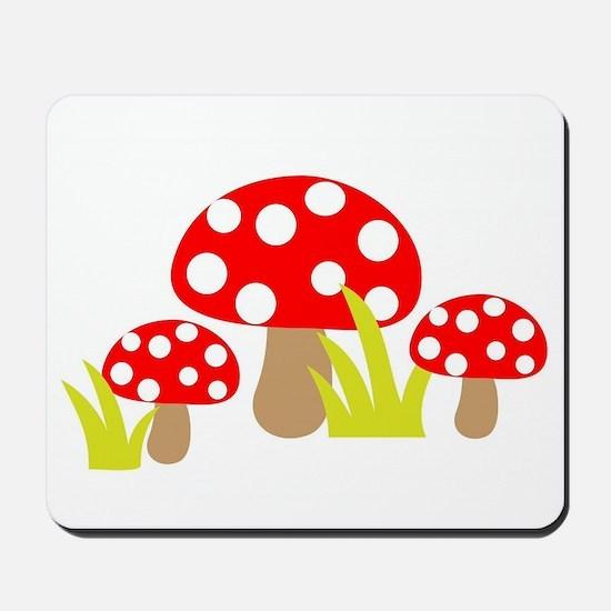 Magic Mushrooms Mousepad