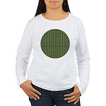 Geranium Leaves Women's Long Sleeve T-Shirt