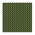 Geranium Leaves Tile Coaster