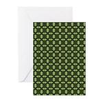 Geranium Leaves Greeting Cards (Pk of 10)