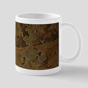 24K Gold Leaf Mugs