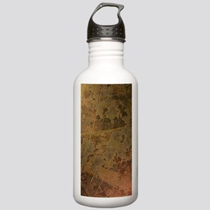 24K Gold Leaf Stainless Water Bottle 1.0L