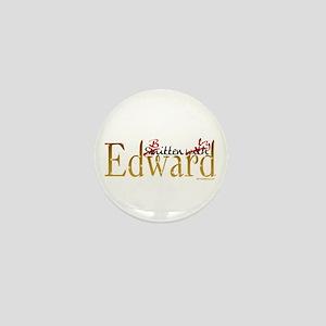 Bitten by Edward Mini Button
