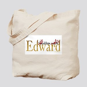 Bitten by Edward Tote Bag