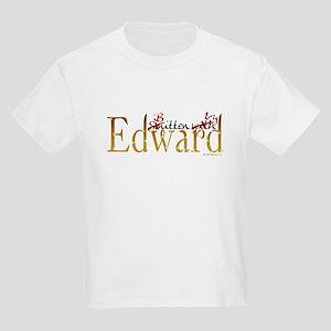 Bitten by Edward Kids Light T-Shirt