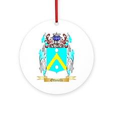 Ottonelli Round Ornament
