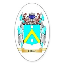 Ottone Sticker (Oval)