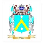 Otton Square Car Magnet 3