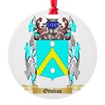 Ottolino Round Ornament