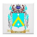 Ottolino Tile Coaster