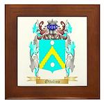 Ottolino Framed Tile