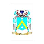 Ottolini Sticker (Rectangle 10 pk)