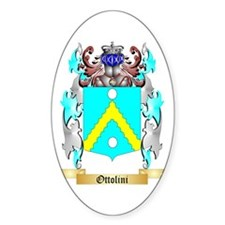 Ottolini Sticker (Oval)