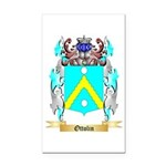 Ottolin Rectangle Car Magnet