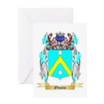 Ottolin Greeting Card